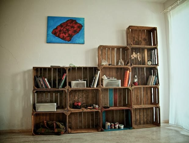 Kreatywnie W Domu I W Ogrodzie Eko Meble Z Drewnianych