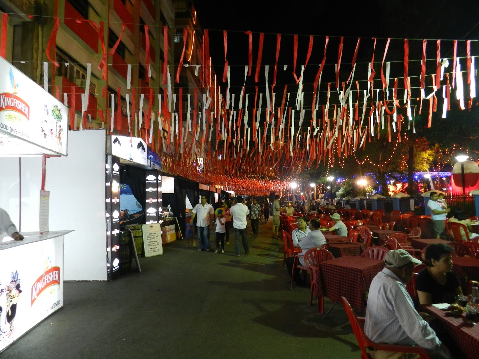 Main Attractions for the Goa Carnival Food and Cultural Festival 2014