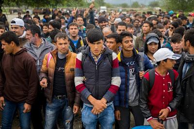 Brüsszel, Európai Unió, migránsok, illegális bevándorlás, migránsok kiutasítása, sajtószemle, The Times,
