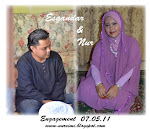 You & me..Esq & Nur