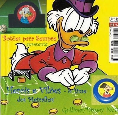 Gulliver/Disney  - Edição Especial 'Heróis & Vilões'
