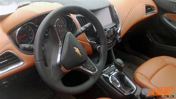 Novo Chevrolet Cruze 2015 Fotos Da 2 Gera O Na China Car Blog Br