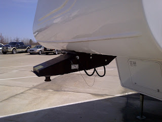 5th wheel trailer hitch