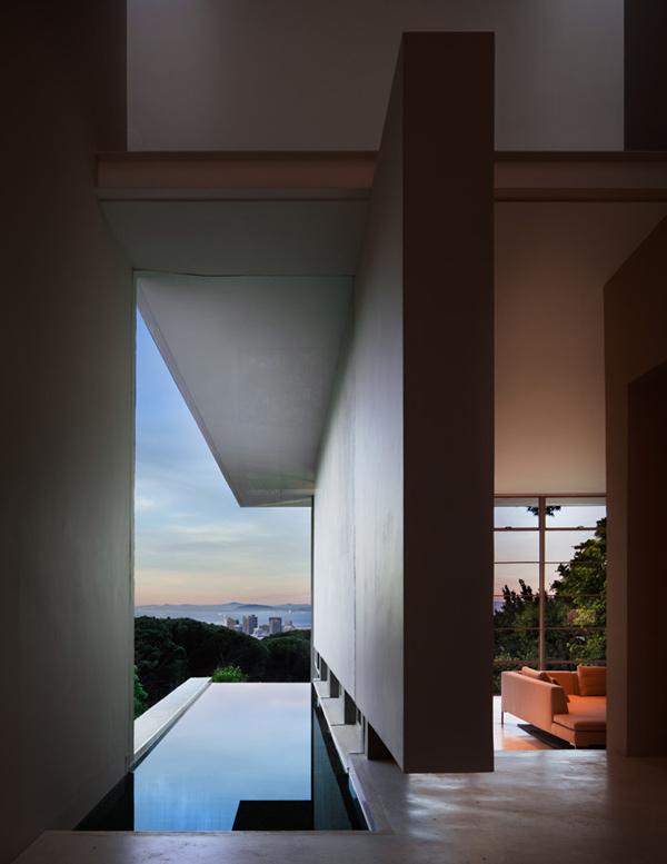 Dise o de fachada de casa bonita todo sobre fachadas for Casa moderna kw