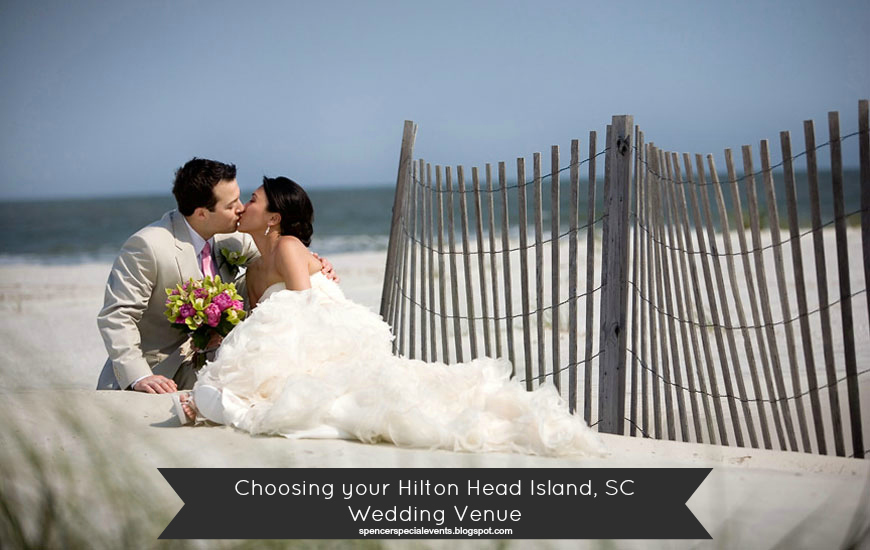 Hilton Head Island Wedding Venues
