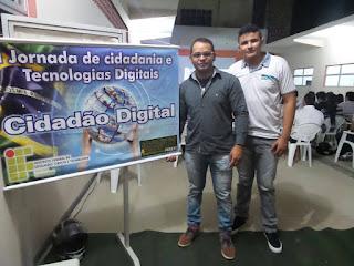 Mídias digitais é destaque na primeira jornada de cidadania e tecnologias em Picuí