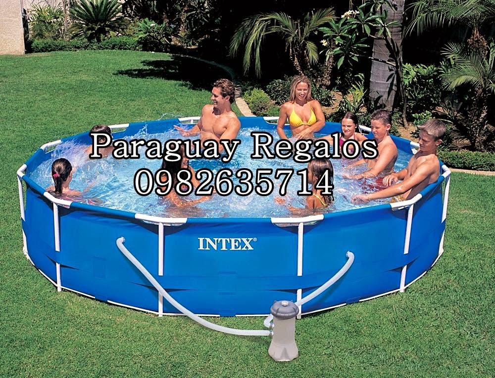 Precio piscinas com piscinas compraventa de artculos de for Piscinas intex modelos y precios