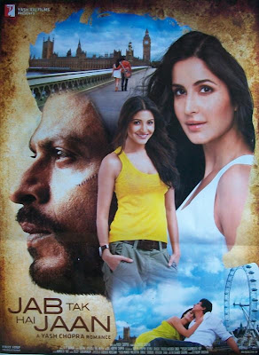 Watch Jab Tak Hai Jaan Movie Online