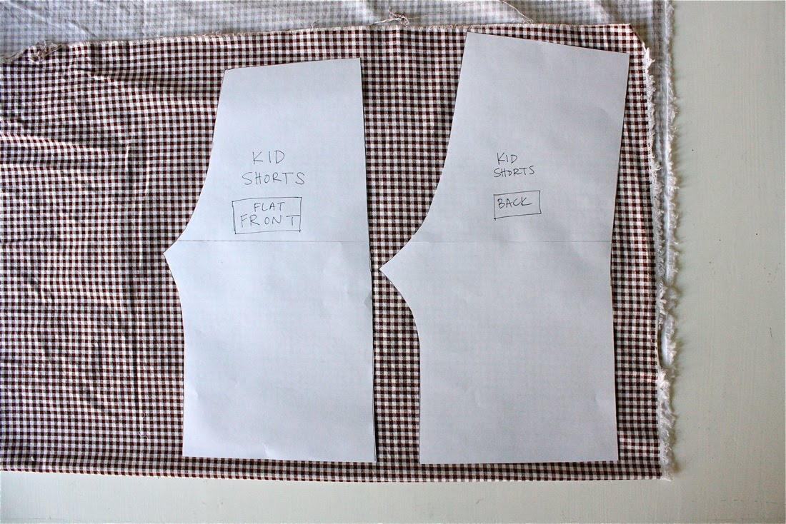 It is a photo of Nerdy Free Printable Toddler Shorts Pattern