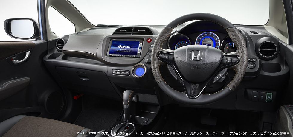 2014 Honda Fit Interior