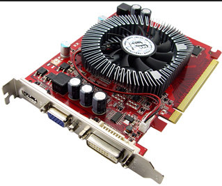 Graphic Card ke Karya