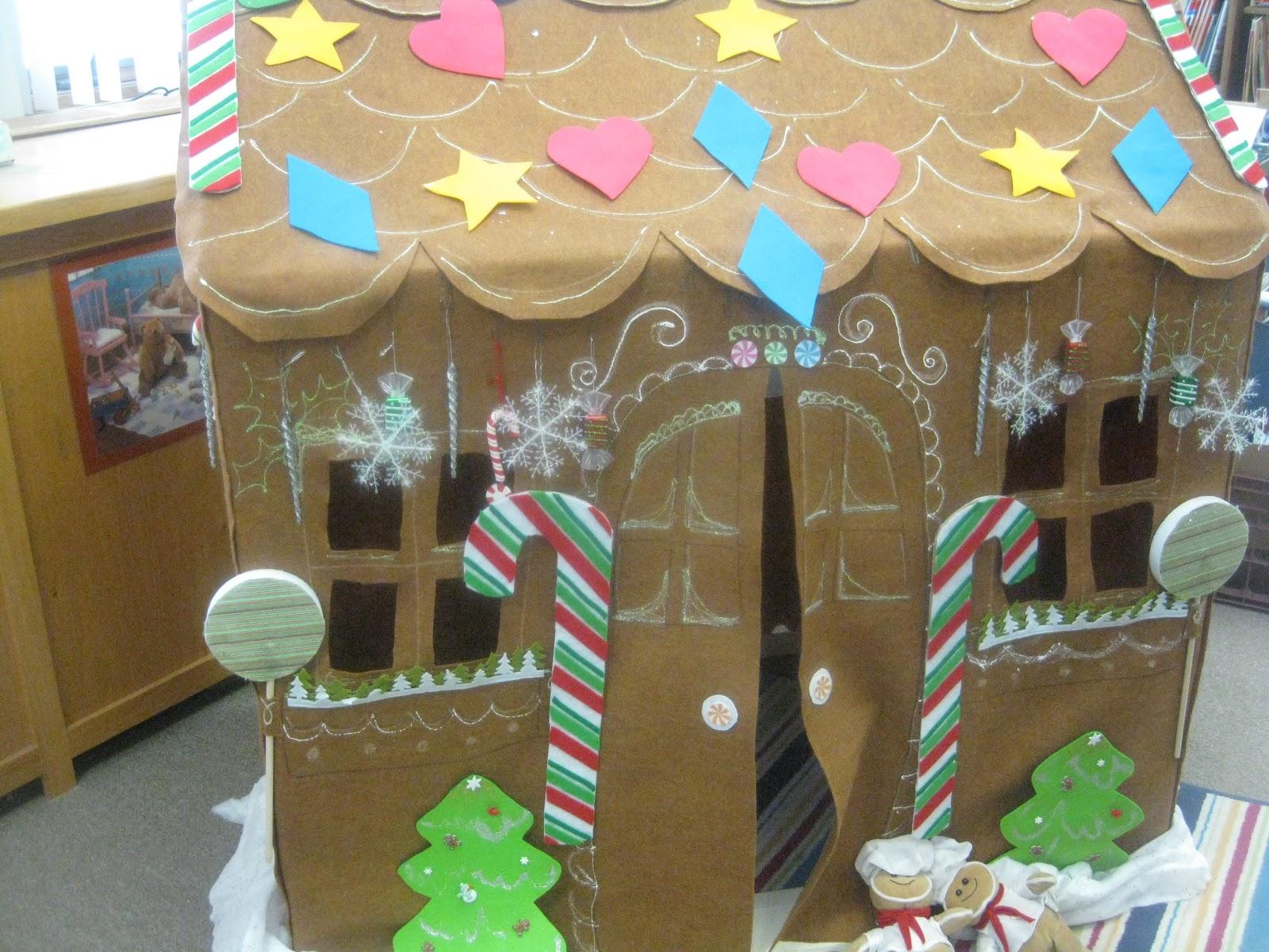 mrs redmond 39 s kinderbears gingerbread house