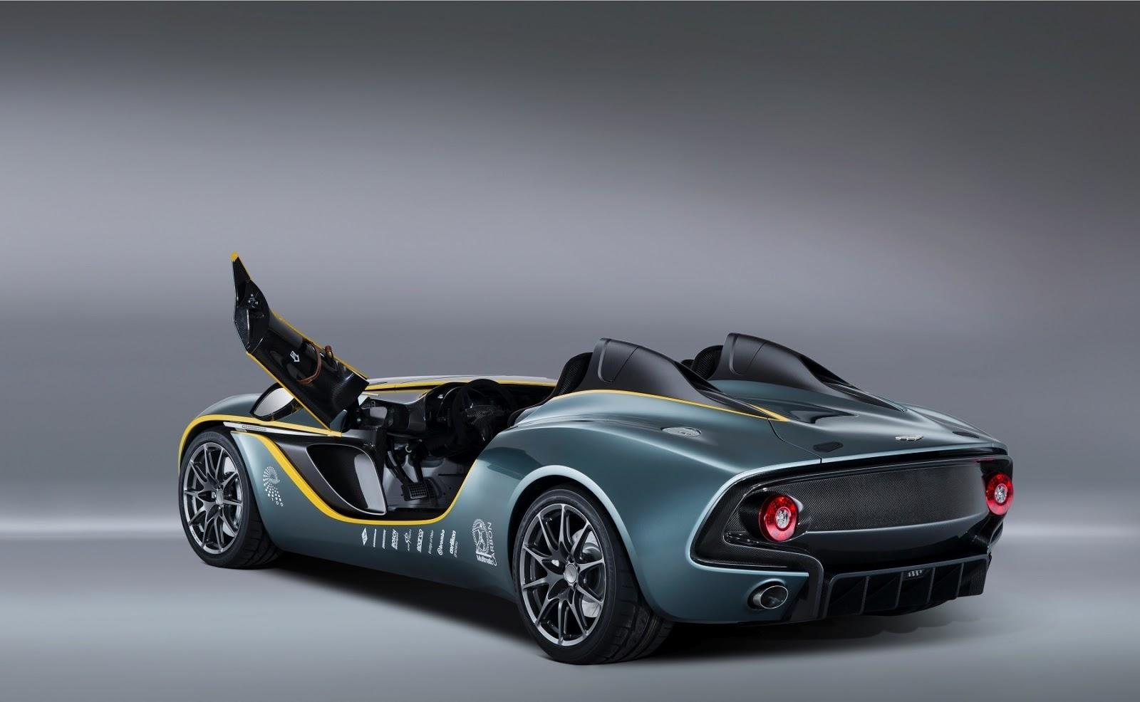 Aston Martin CC Speedster Concept Thats What I Call A Th - Aston martin concept