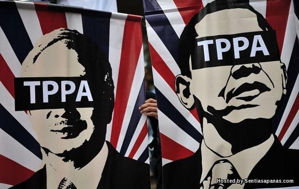Hentikan TPPA