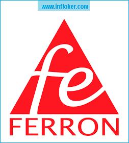 Info Lowongan Kerja PT Ferron Par Pharmaceuticals Terbaru 2015