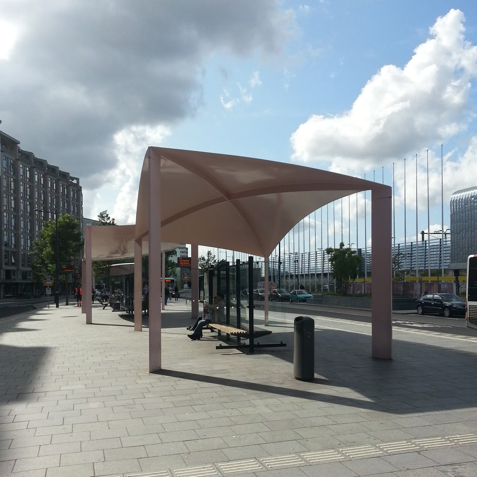 Maxwan - Bus stop canopy & Bus stop canopies   relae design