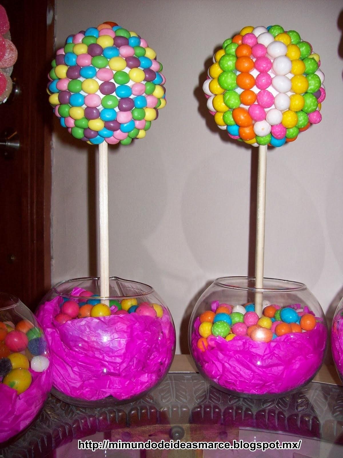Centros de mesa infantiles ideas para fiestas holidays oo - Fiestas infantiles ideas ...