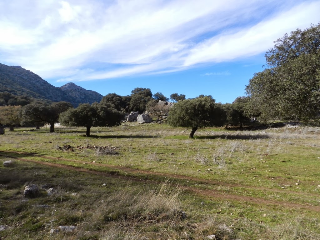 Excursión a los Llanos de Líbar SEO-Sevilla