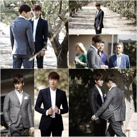 The Heirs Subtitle Indonesia