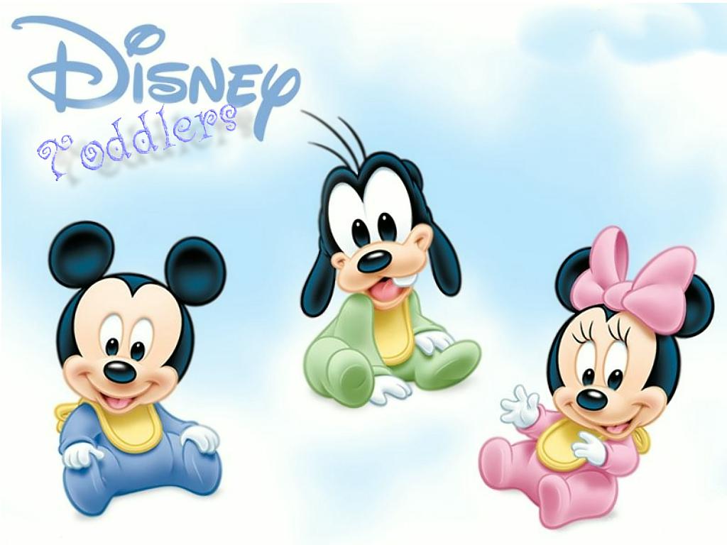 Todo Disney: Fondo de pantalla bebés Disney