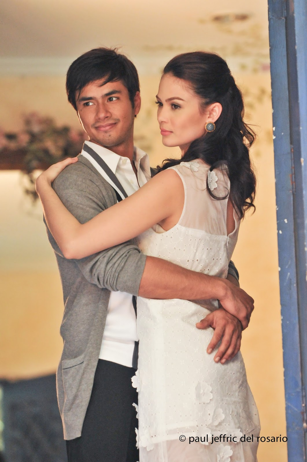 Kristine Hermosa and Oyo Boy Sotto Baby