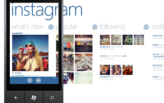 aplicacion instagram windows phone