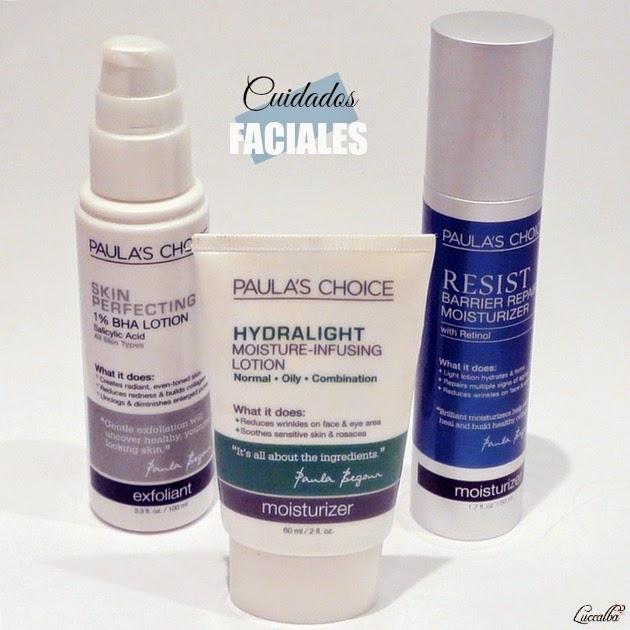 Productos de tratamiento cosmético de Paula's Choice