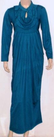 Gamis Unik Gkm4342 Grosir Baju Muslim Murah Tanah Abang