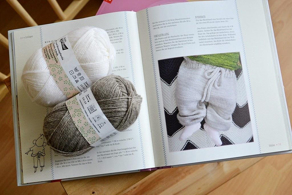Stricken für die Babys, Stricken für die Kinder, Stricken für Baby Buch, Knitting for a baby book