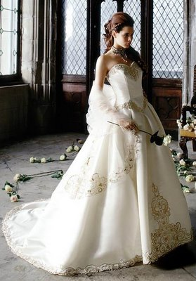 2011 summer wedding dresses trends