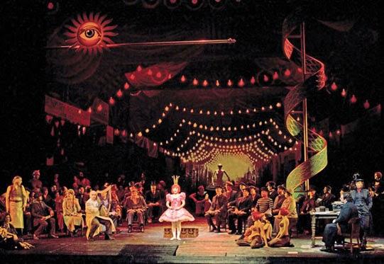 Les Contes d'Hoffmann (act one) - Metropolitan Opera, New York