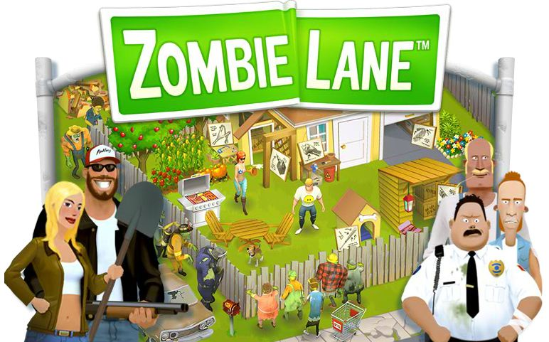 Juego Zombie Lane Tuenti