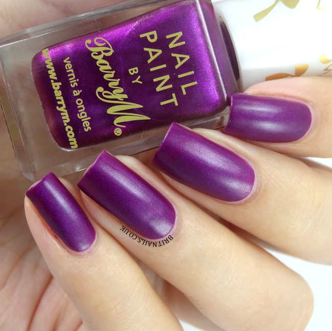 Barry M Orchid