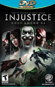 Ver Injustice:Gods Among Us (2013) Online