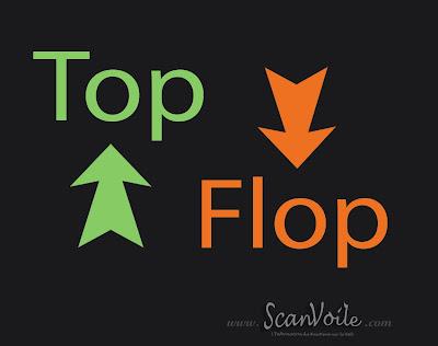 Top et Flop de la semaine.