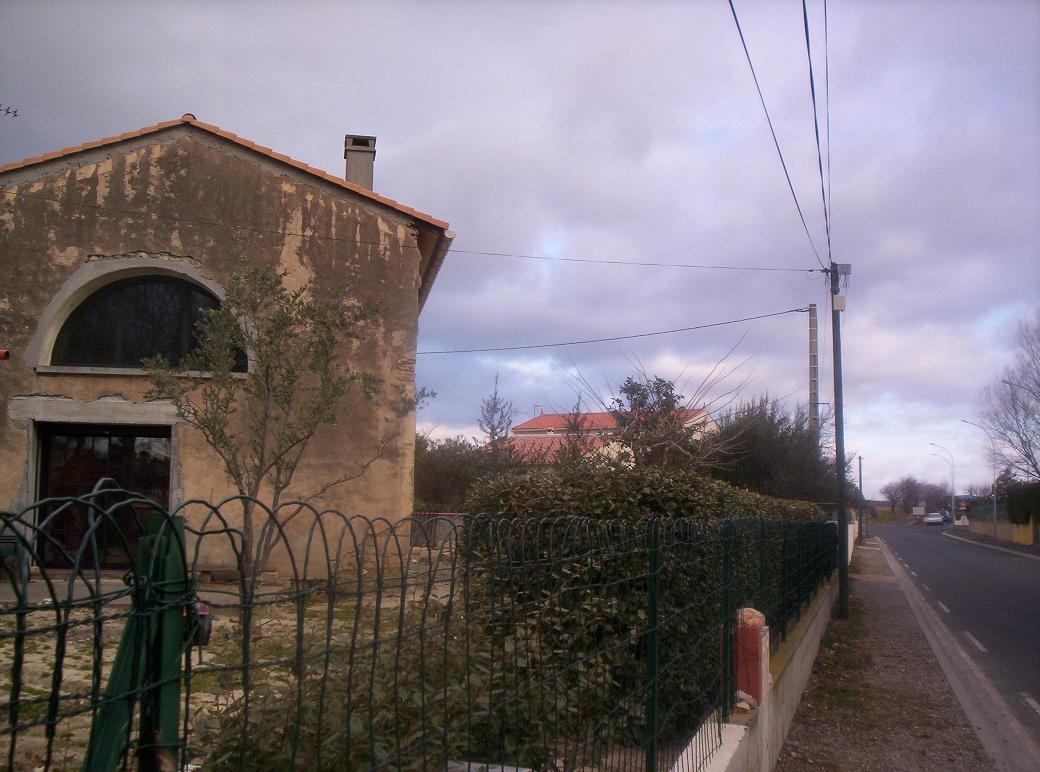 Villa olivier avant