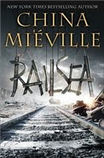 Railsea by China Miéville US cover