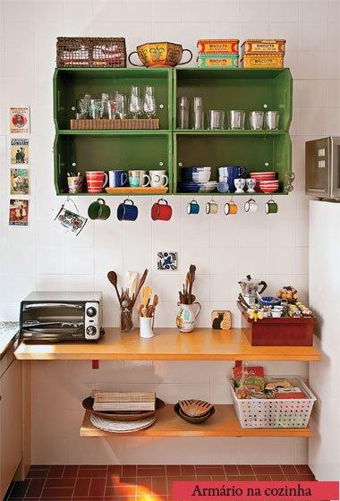 cozinha caixote madeira feira