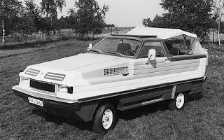 سيارة هيرزوغ كونتي، يعود تاريخ إنتاجها للعام 1979