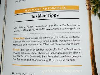 Insider -Tipps
