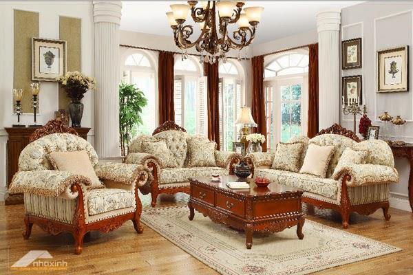 Khám phá phong cách nội thất cổ điển