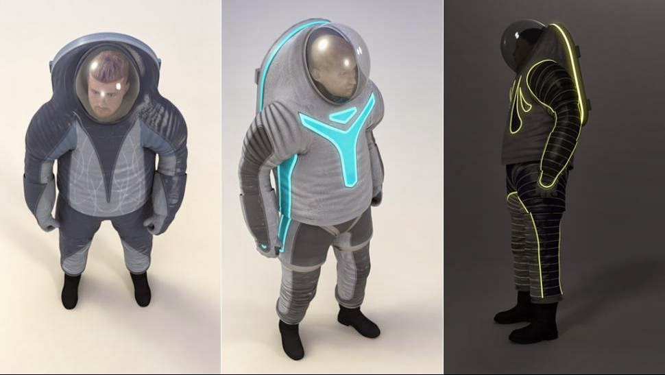 La NASA dará a elegir a los usuarios el próximo prototipo de traje espacial