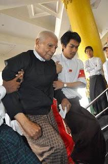တစ္အခ်က္ ဆန္႔က်င္တယ္၊ ႏွစ္အခ်က္ မေၾကာက္ဘူး (Aung Way)