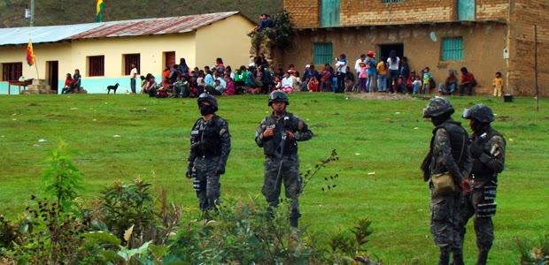 Poblaciones bolivianas
