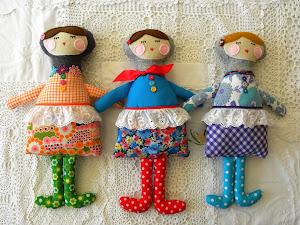 Naughty Dolls!
