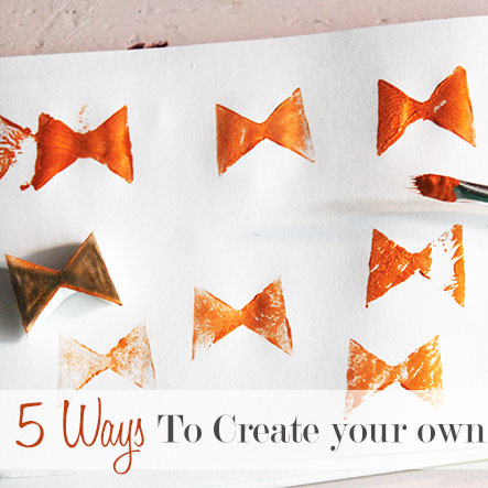 5 Ways: To Create Your Own DIY Project