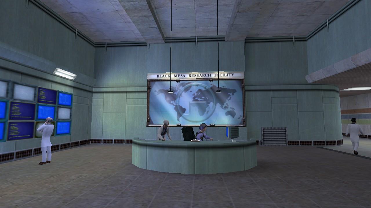 Black Mesa PC Games Gameplay