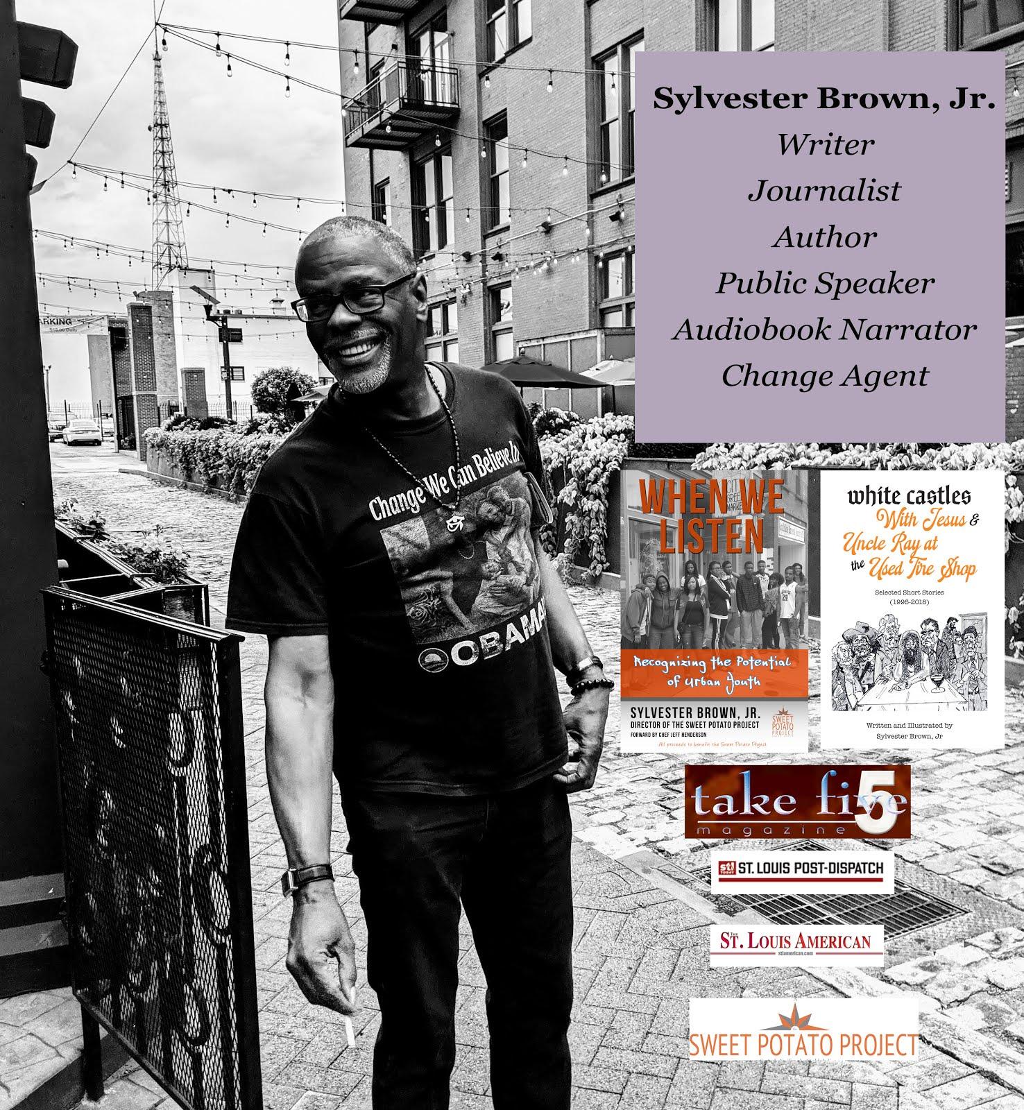 Sylvester Brown, Jr.-Writer