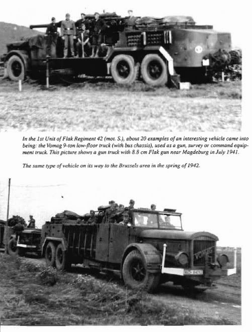 Flak Wagons