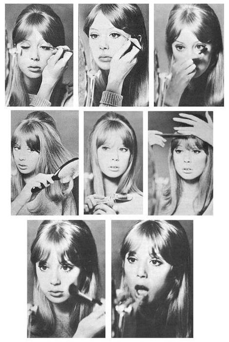 In The Life Of   The Beatles  Pattie Boyd Pictures
